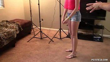 Cute legal age teenager gal acquires screwed