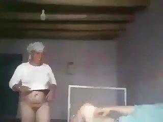 Chubby lesbo lengthy clip