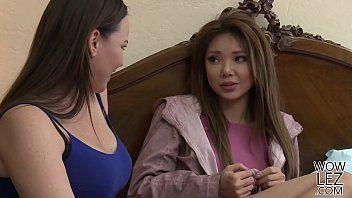 Bella orientale hotty ayumi hentai visita dana dearmond per qualche avventura lesbo