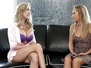 Brandi love and carter cruise at mamas angel