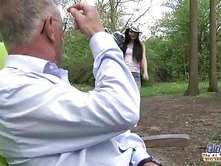 Outdoor old lad pumped juvenile beauty virgin twat constricted cunt eighteen