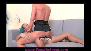 Femaleagent milf with astonishing cowgilr skills