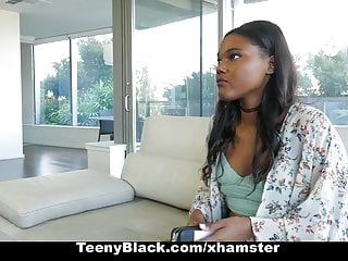 Teenyblack- hawt dark legal age teenager 1st porn
