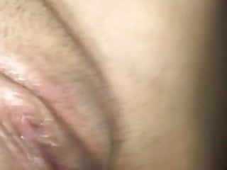 Angel sucks creampie from allies wet crack